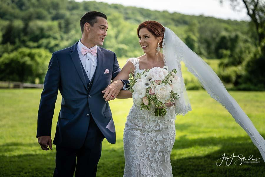 bridal bouquet by wise originals