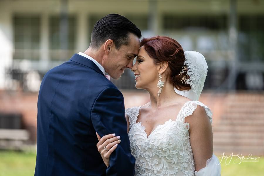 Hilary + James Radnor Hunt Wedding
