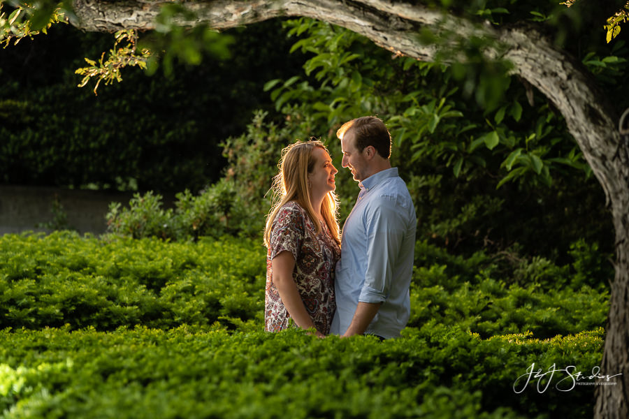 Schuylkill River Trail Couples Portraits