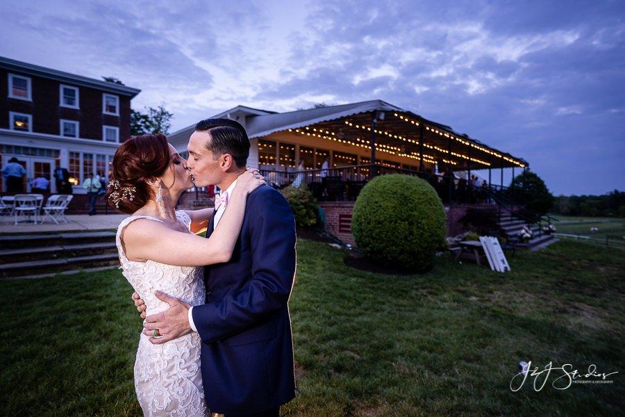 Radnor Hunt Nighttime Wedding