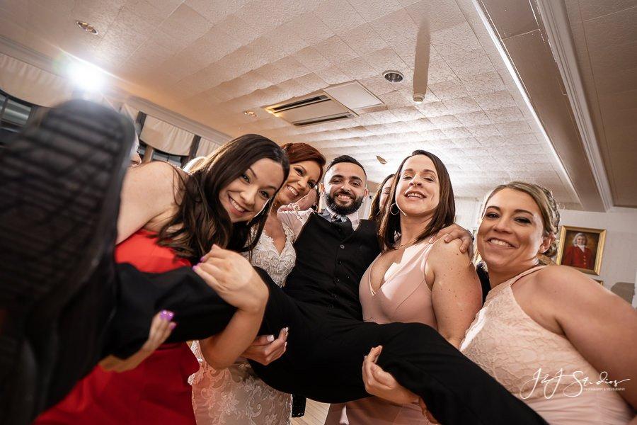 Radnor Hunt Wedding Reception