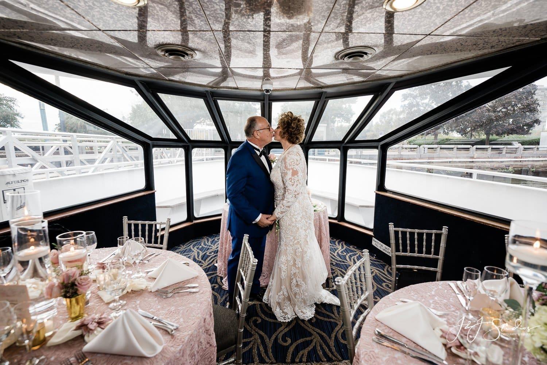 bride and groom spirit of philadelphia