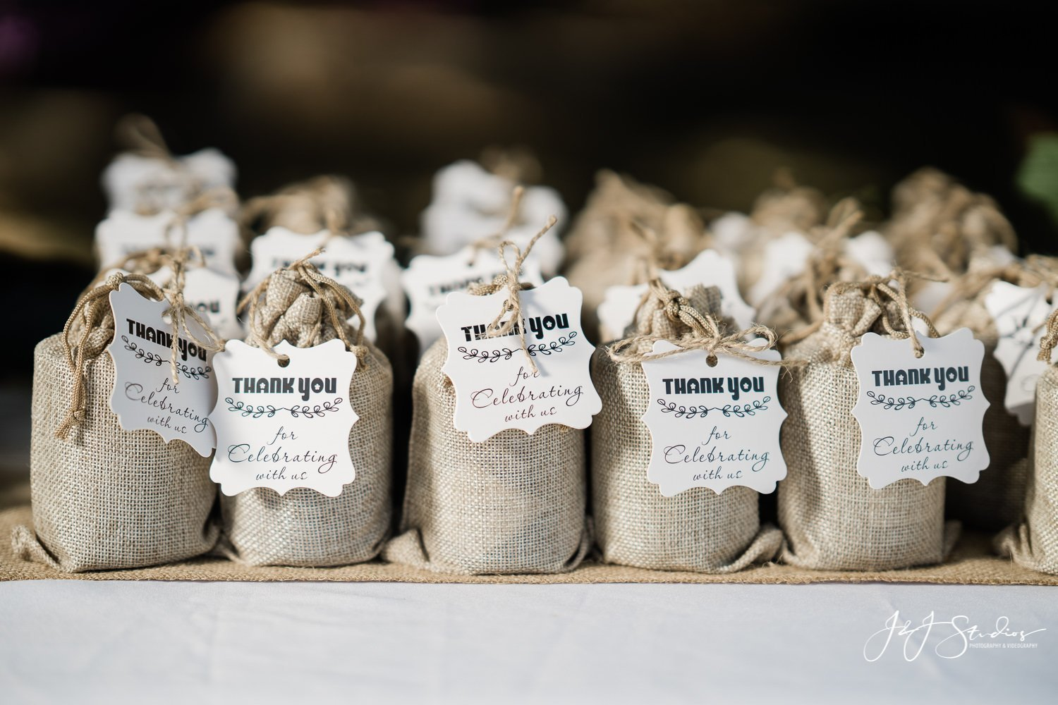 party favors for the guests baltimore wedding