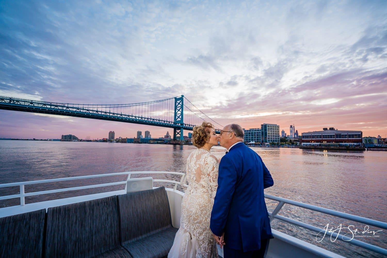 Freedom Elite Yacht Charter wedding
