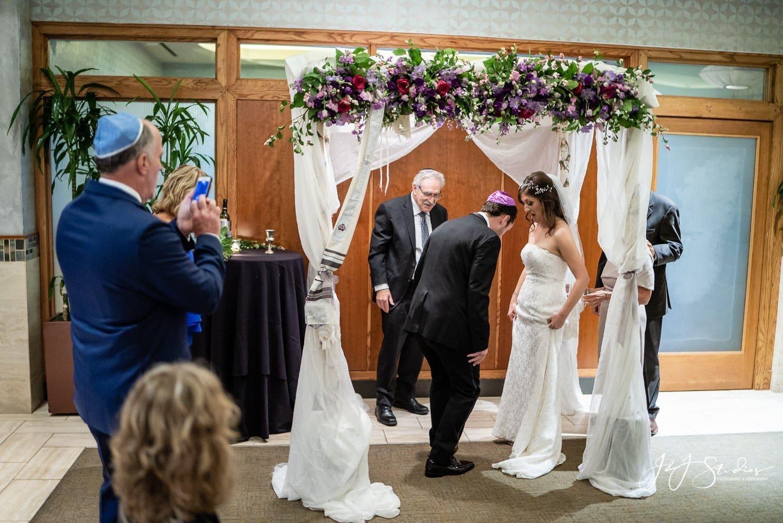 breaking the glass jewish wedding zahav