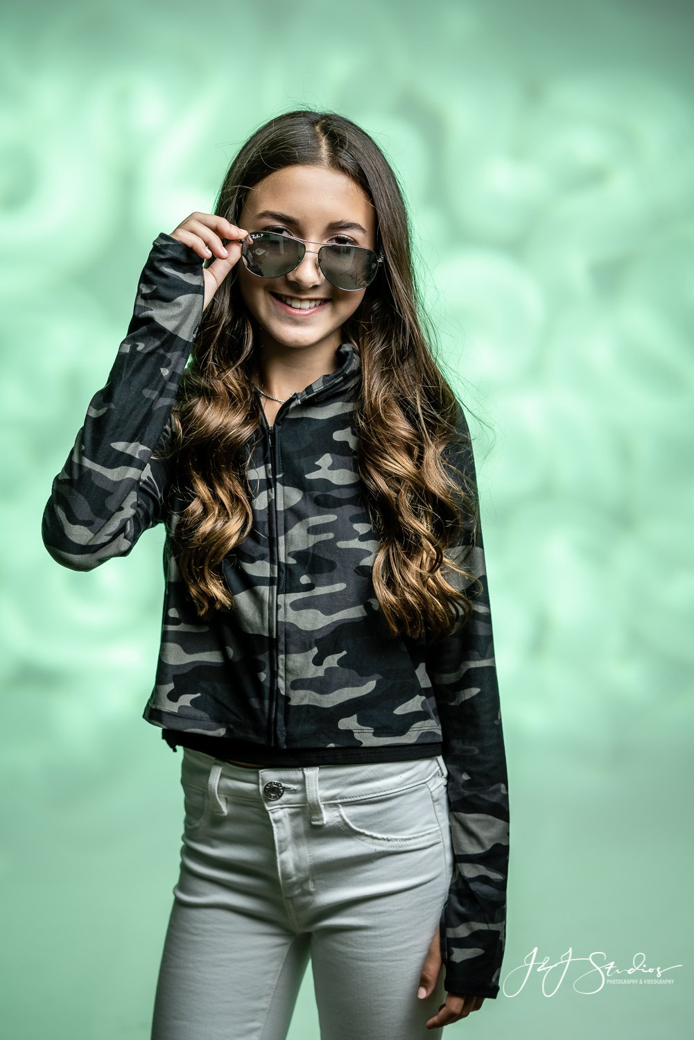 philly bat mitzvah portraits