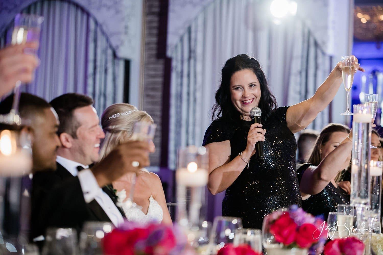 maid of honor speech rittenhouse hotel wedding
