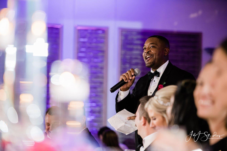 best man speech rittenhouse hotel wedding