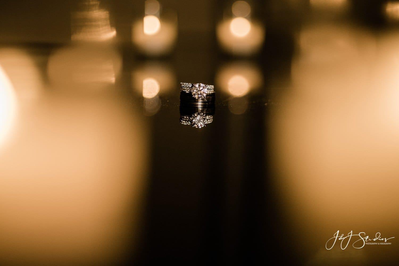 macro ring shot rittenhouse hotel wedding jj studios