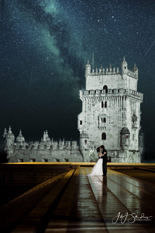 balem tower portugal wedding photographer
