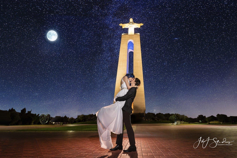 cristo rei lisbon almada portugal wedding photographer