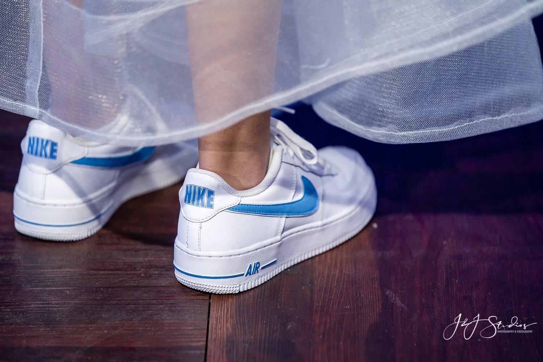 bat mitzvah shoes nike photo by john ryan j&j studios
