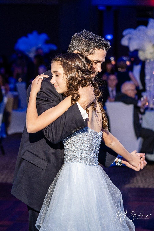 father daughter dance bat mitzvah