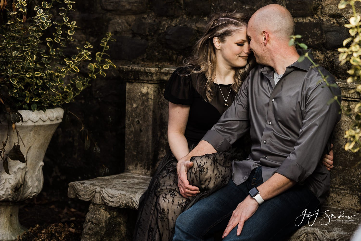 philadelphia couples photography Ridley Creek State Park Engagement