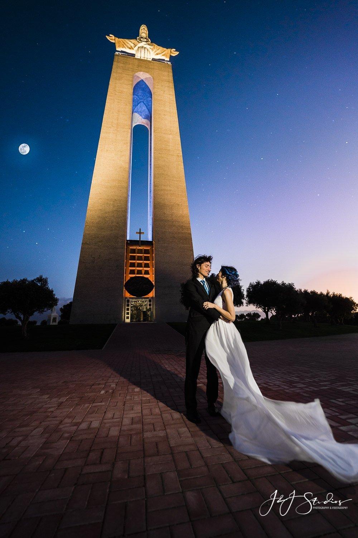 cristo rei portugal wedding photographer