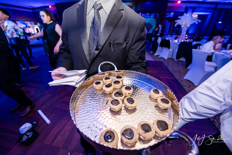 desserts at a bat mitzvah