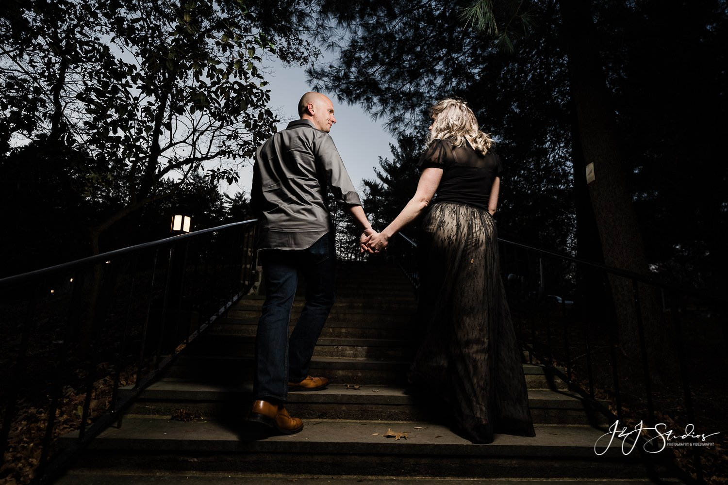 ridley creek state park couple photography