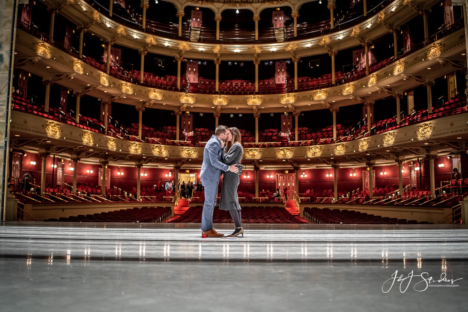 academy of music proposal marriage
