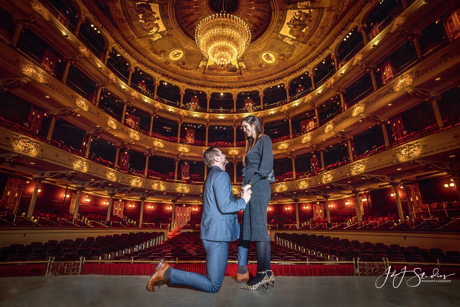 academy of music Philly proposal