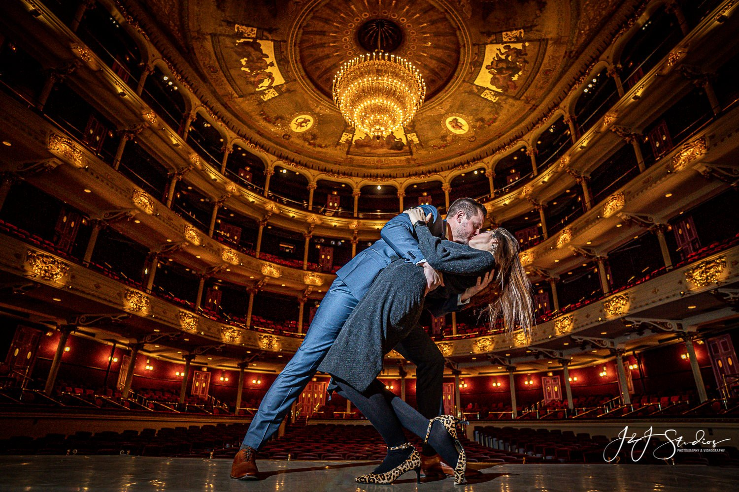 best epic academy of music proposal engagement