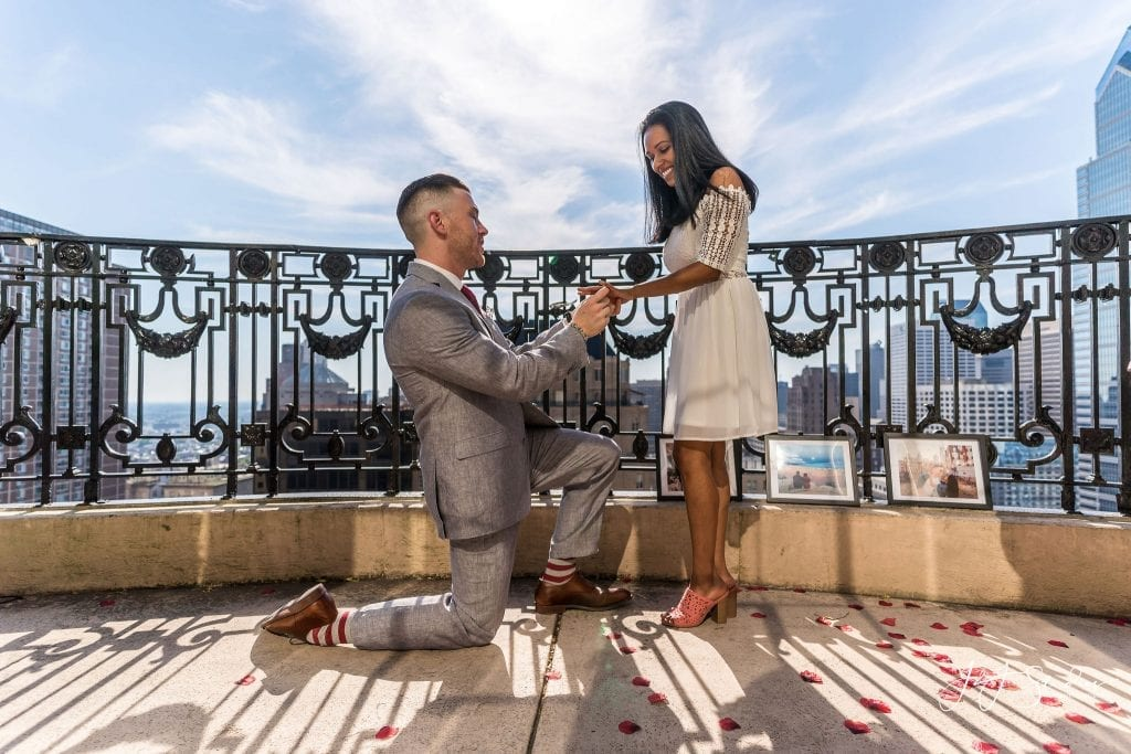nineteen restaurant philadelphia proposal The Best Places to Propose in Philadelphia