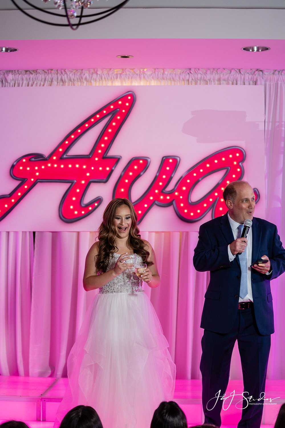 family speeches nj bat mitzvah