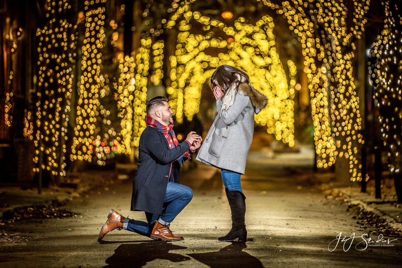 Philadelphia Holiday Proposal