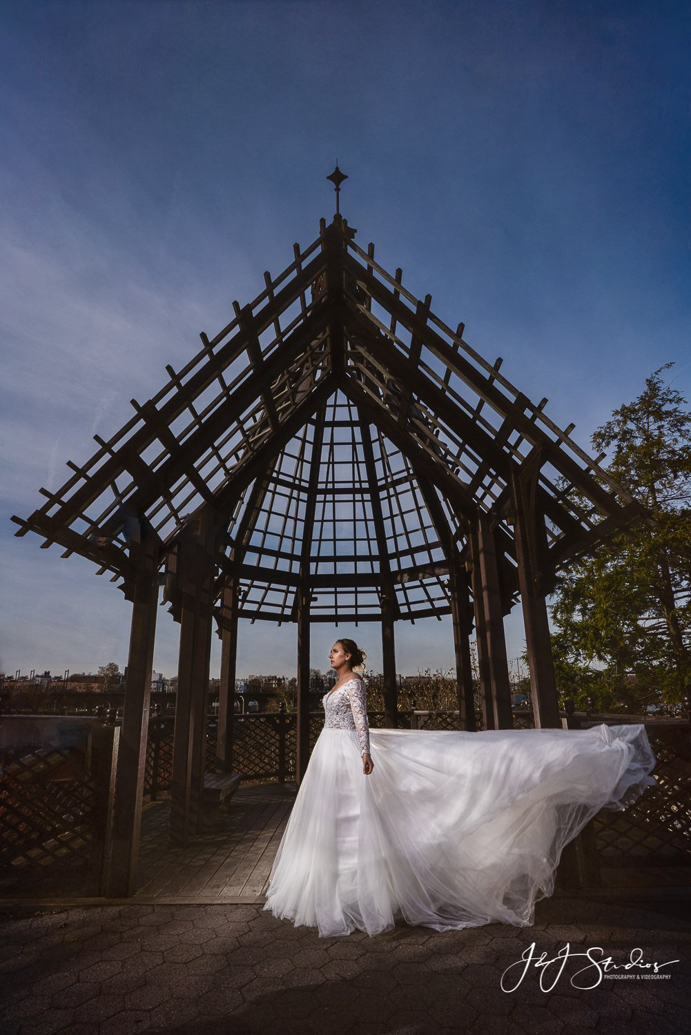 bijou bridal styled shoot maggie sottero gown