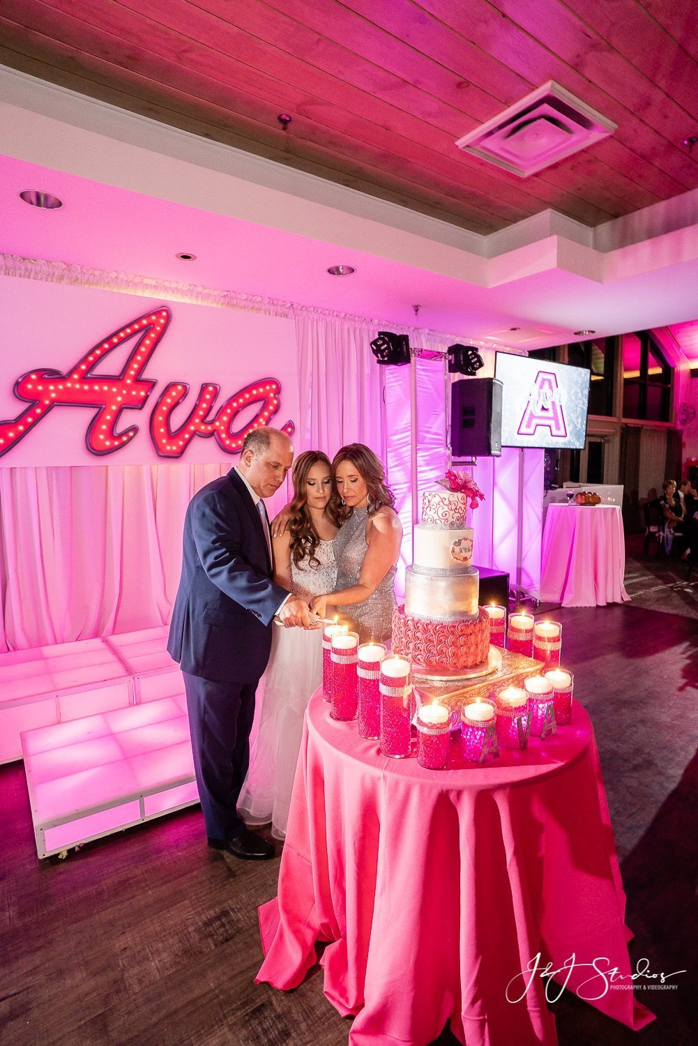 nj bat mitzvah candle lighting ceremony