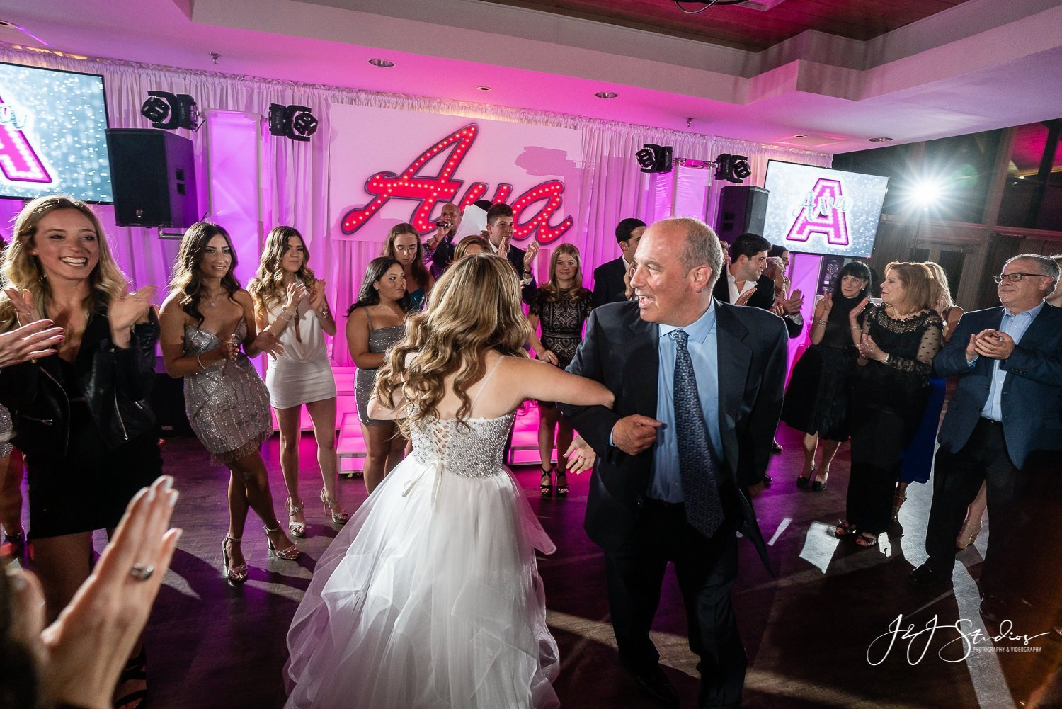 horah dance nj bat mitzvah photographer john ryan
