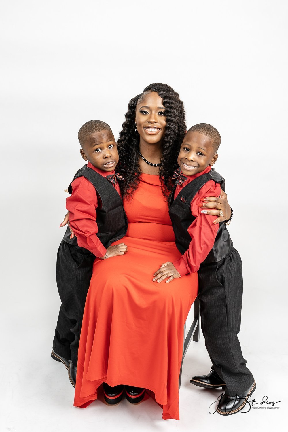 philadelphia in studio family photographer