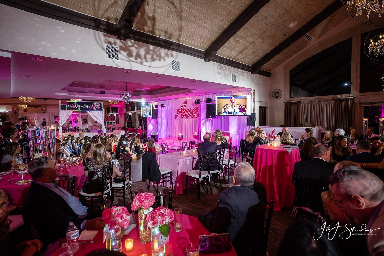 montage video nj bat mitzvah photographer