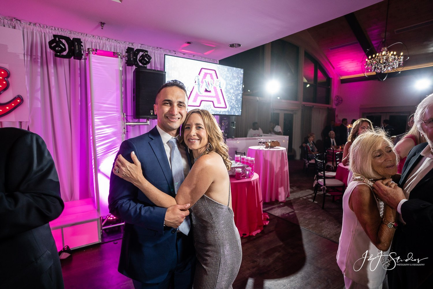 mother son dance bat mitzvah