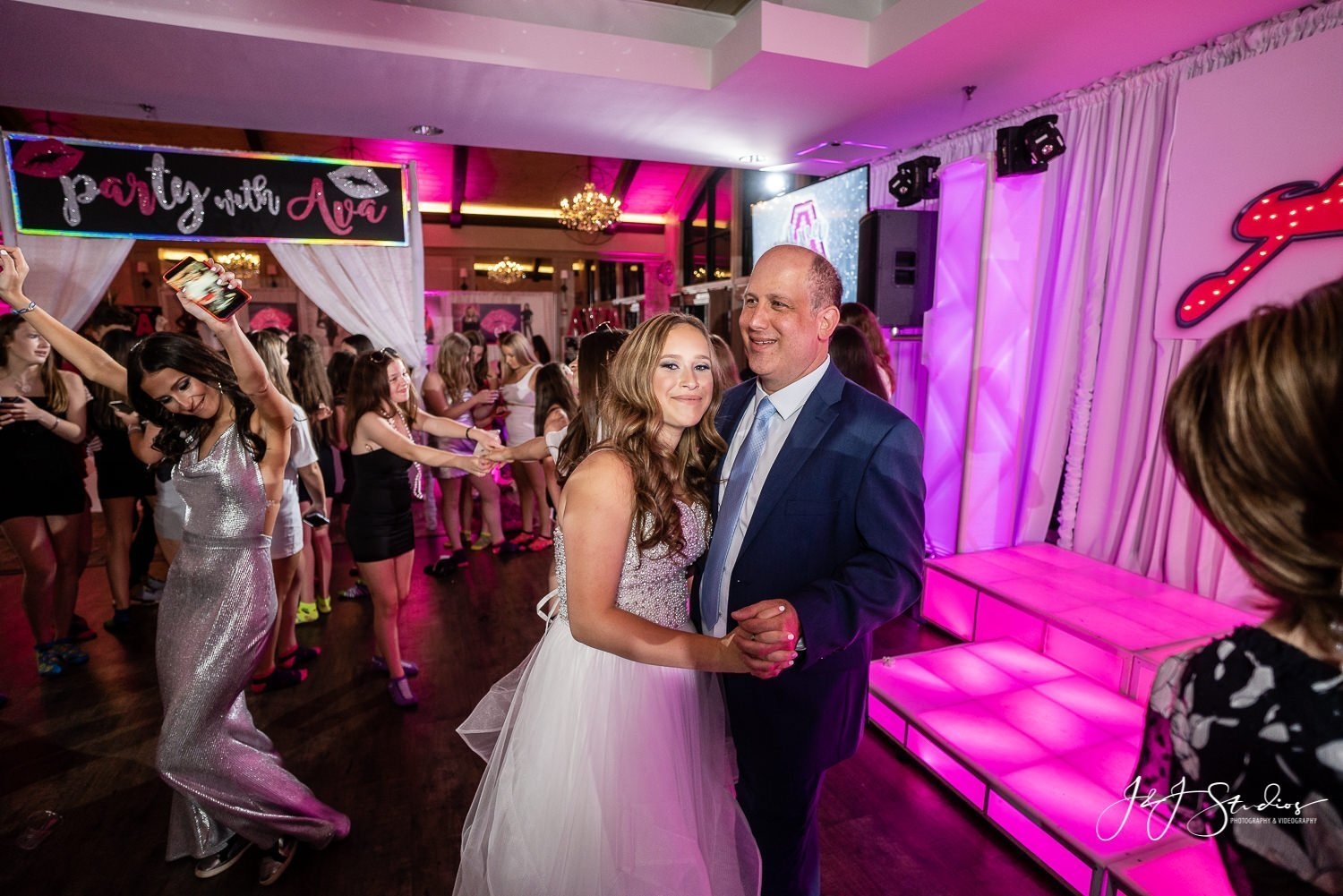 father daughter dance bat mitzvah nj