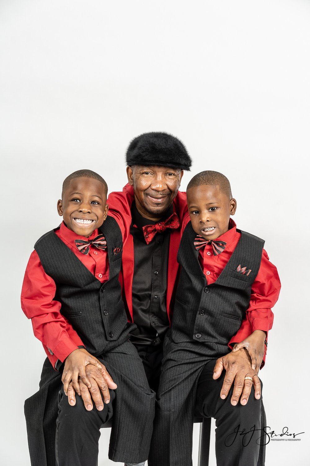 father and son philly studio photographer