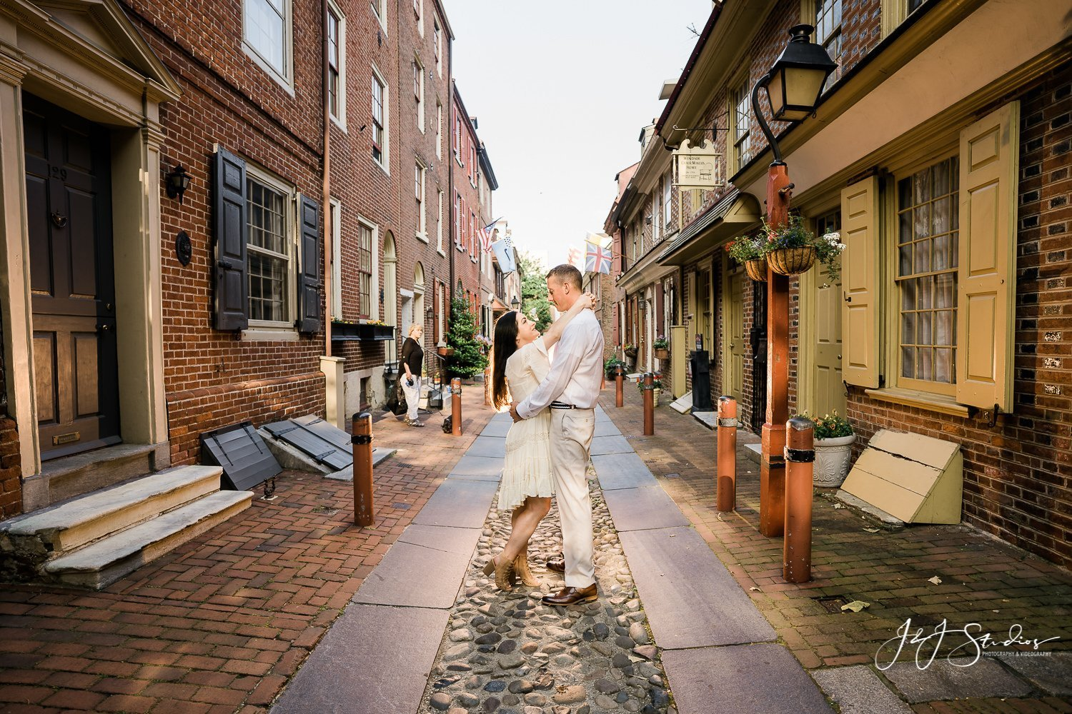 Elfreth's alley proposal philly