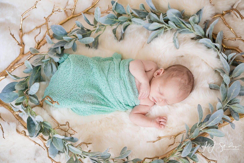 glen mills best newborn photographer