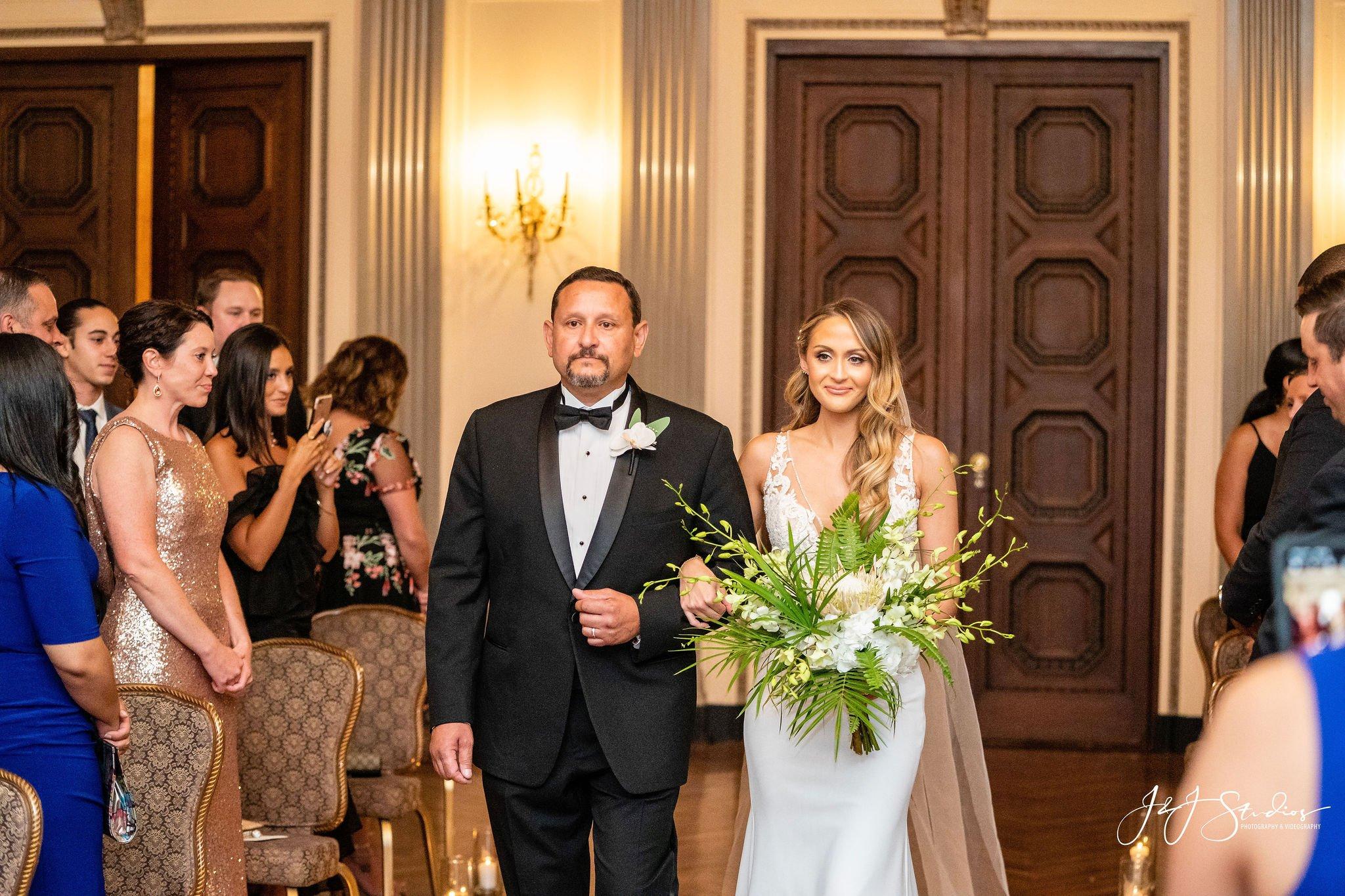 hotel dupont ballroom wedding