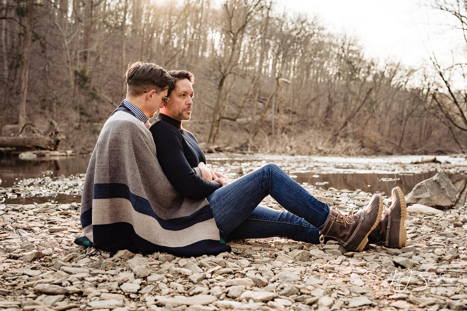 LGBTQ couple photographer philly