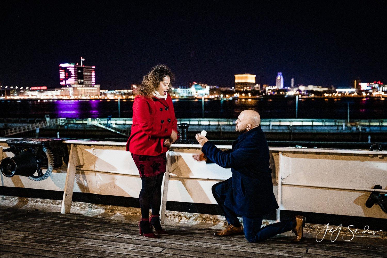 lydia and jeremiah proposal