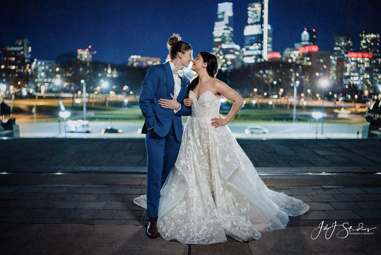philadelphia same sex wedding and engagement photographer