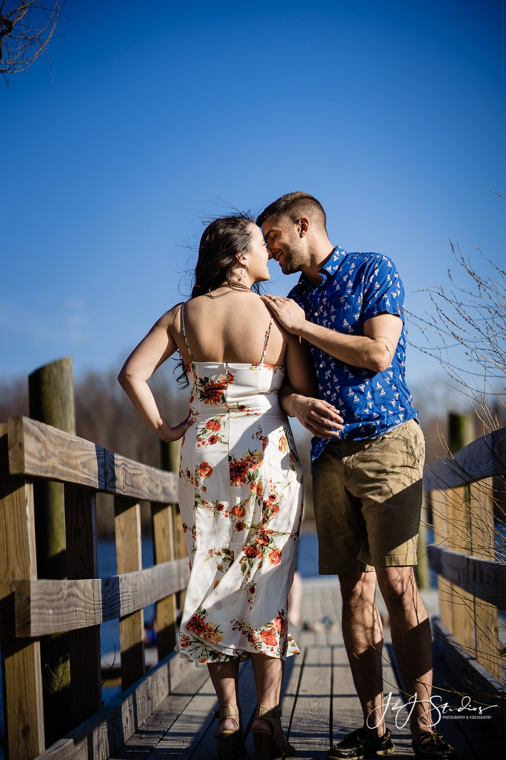 Core Creek Park dock engagement