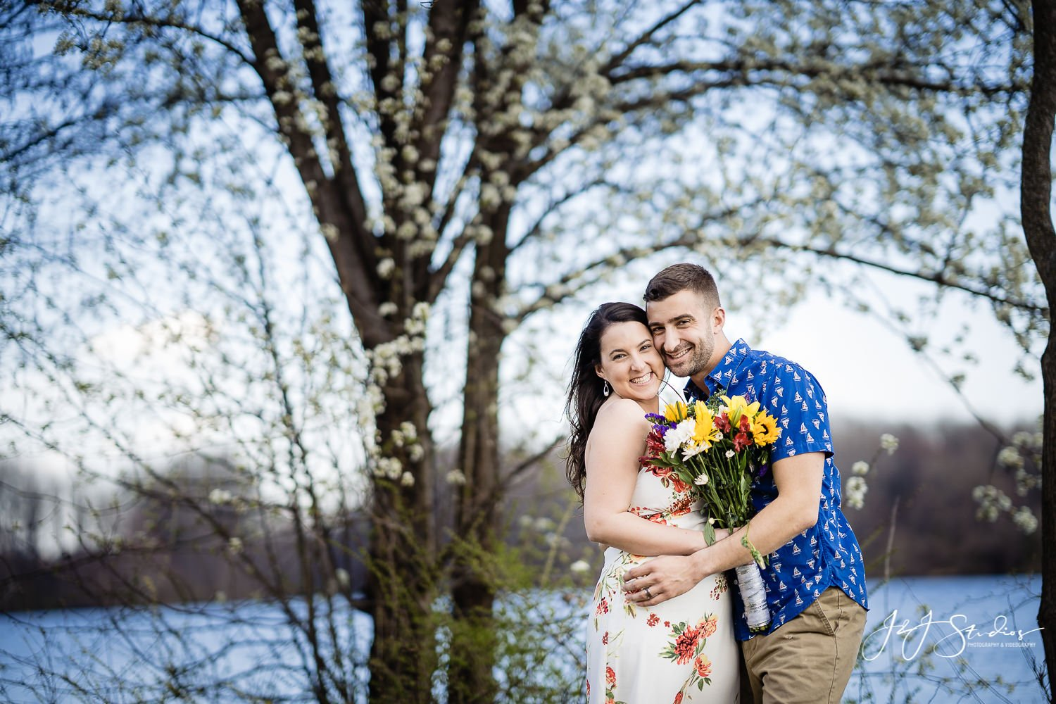 Middletown Township engagement session