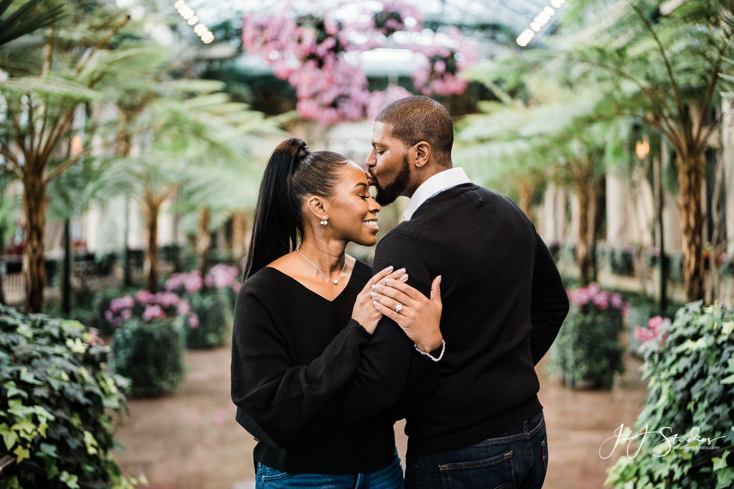 The Picture Perfect Portrait Session at Longwood Gardens