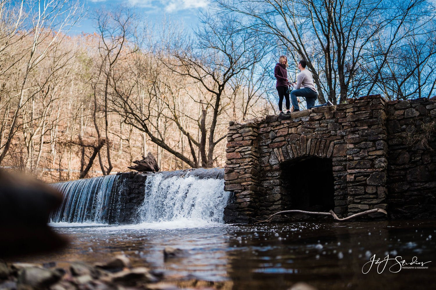 Valley Forge Park: Yellow Springs Trail