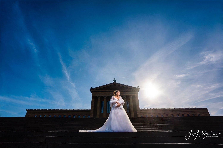 philadelphia museum of art wedding portraits