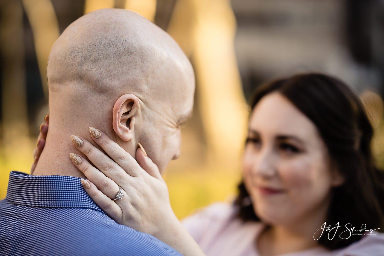 amazing rittenhouse square engagement photography