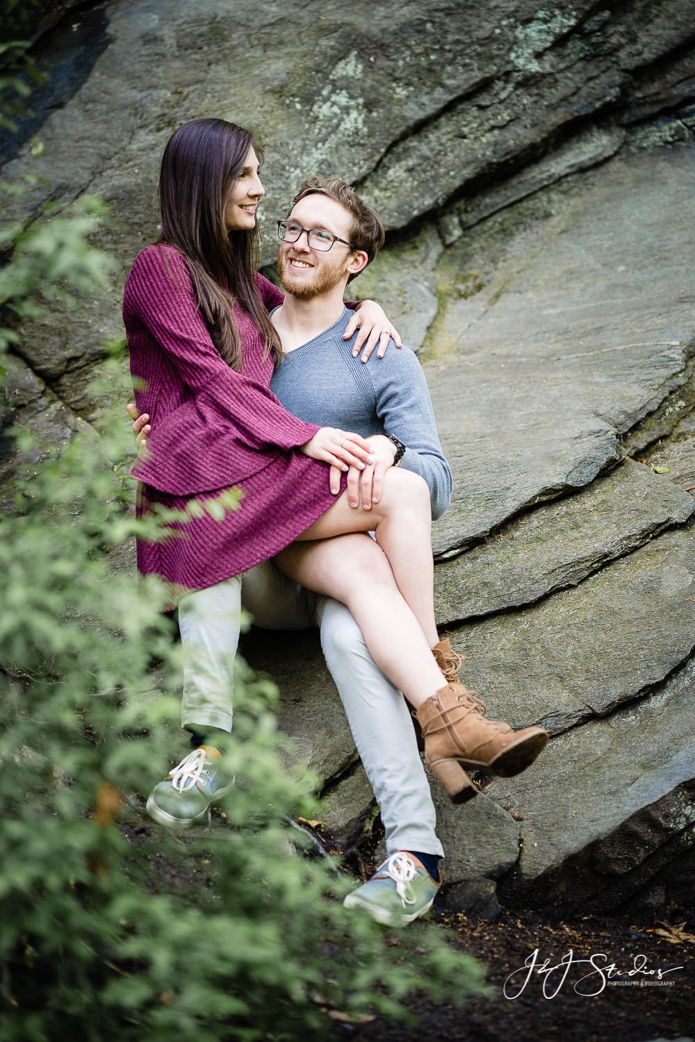 philly couples portraits