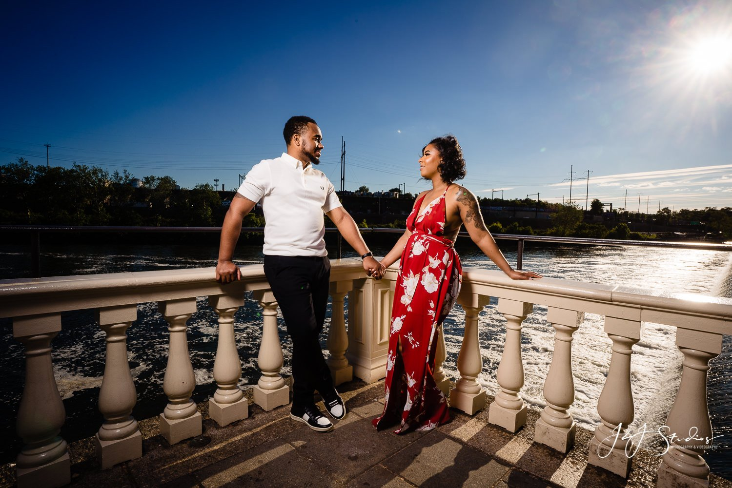 fairmont water works engagement
